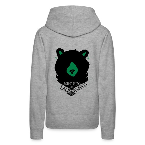 Elijah & The Bears - Women's Premium Hoodie