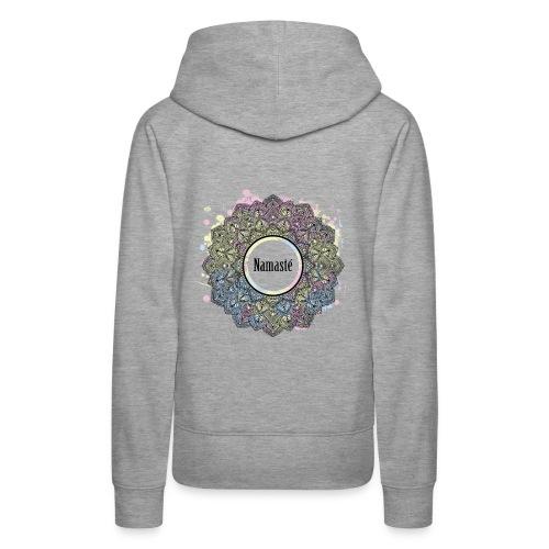 NAMASTE - Women's Premium Hoodie
