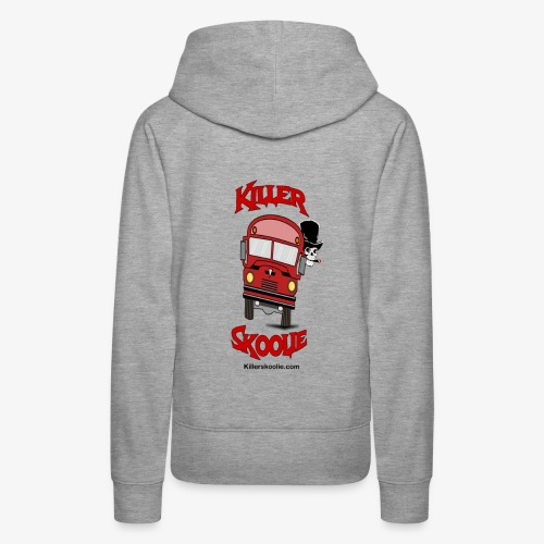 killerskoolie - Women's Premium Hoodie