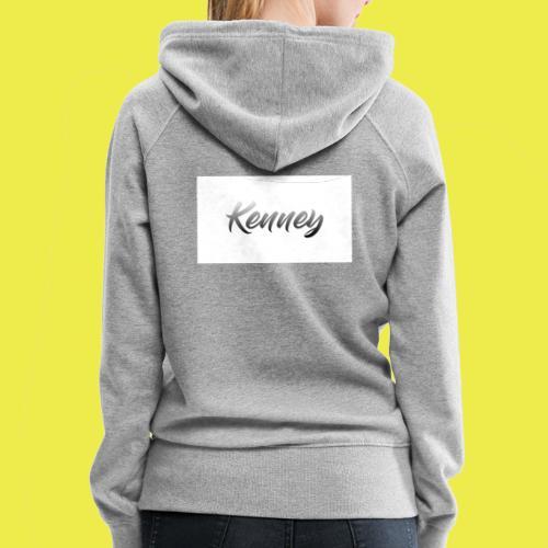 Kenney Merchandise - Women's Premium Hoodie
