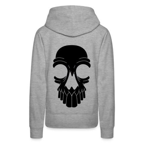 Z10 Skull Logo - Women's Premium Hoodie