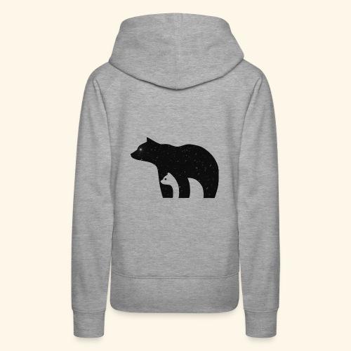 polar bear - Women's Premium Hoodie
