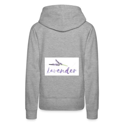 Lavender - Women's Premium Hoodie