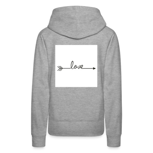 Sweet Love - Women's Premium Hoodie
