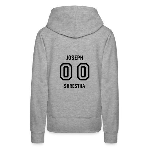 Joseph Shrestha's Jersey - Women's Premium Hoodie