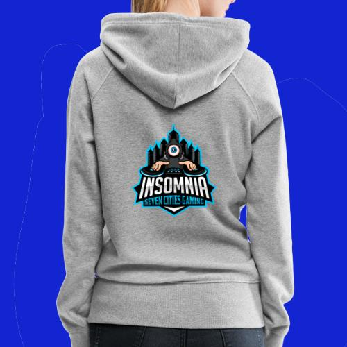 NEW LOGO MINE - Women's Premium Hoodie