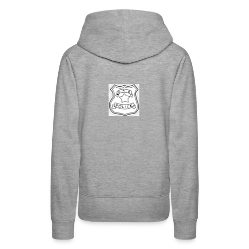 The Dab Police - Women's Premium Hoodie