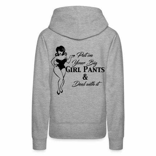 biggirlpants - Women's Premium Hoodie