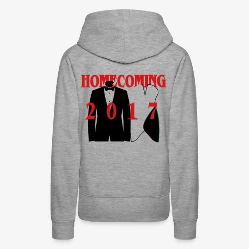 Homecoming2017 - Women's Premium Hoodie