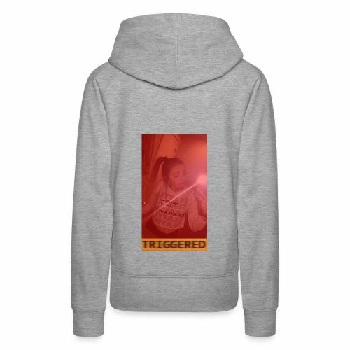 Triggered Clothing - Women's Premium Hoodie