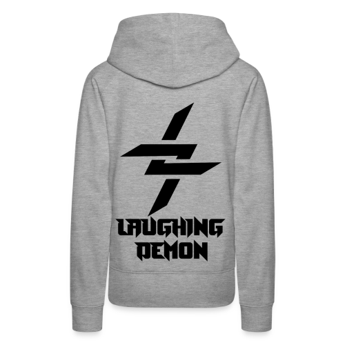 Laughing Demon Dark - Women's Premium Hoodie