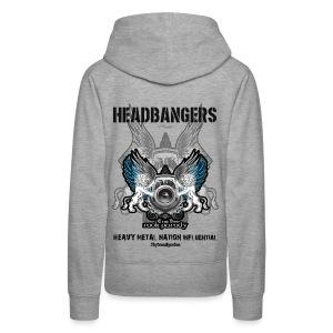 We, The HeadBangers - Women's Premium Hoodie
