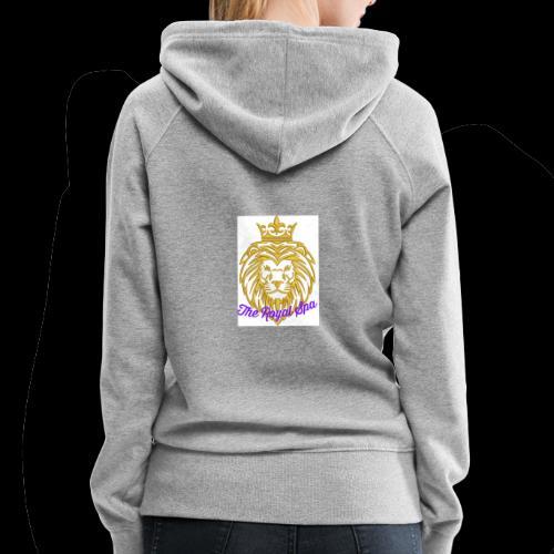 Royal Spa Treatment - Women's Premium Hoodie