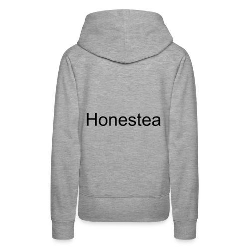 Honestea by SKRT - Women's Premium Hoodie