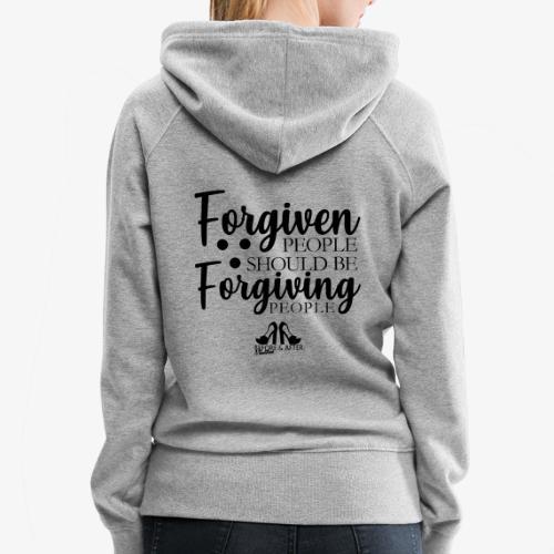 Forgiven - Women's Premium Hoodie