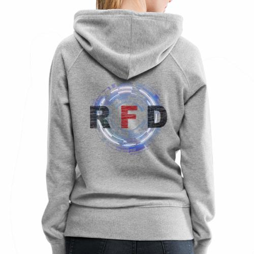 RFD Logo 1 - Women's Premium Hoodie