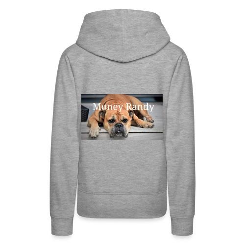 Love dogs - Women's Premium Hoodie