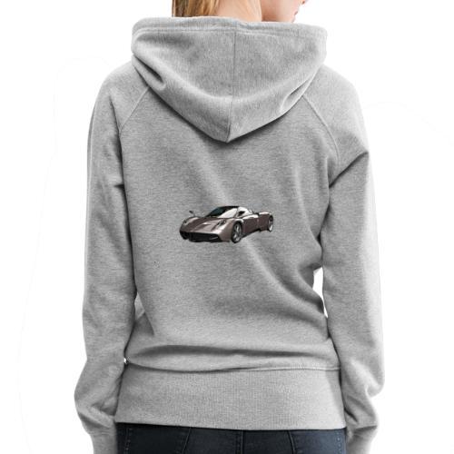 car - Women's Premium Hoodie