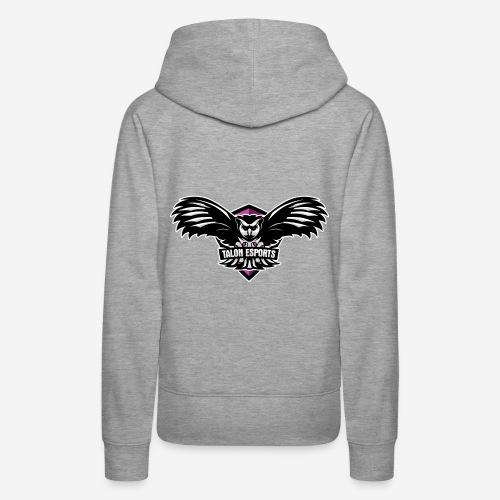 Talon eSports Breast Cancer Awareness - Women's Premium Hoodie