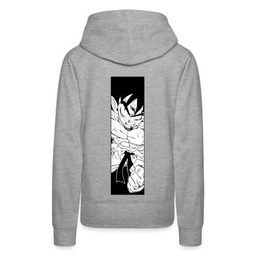 Goku Spirit - Women's Premium Hoodie