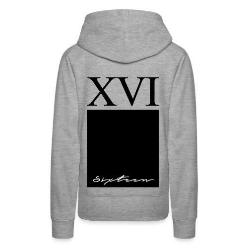 XVI Special Edition Threads - Women's Premium Hoodie