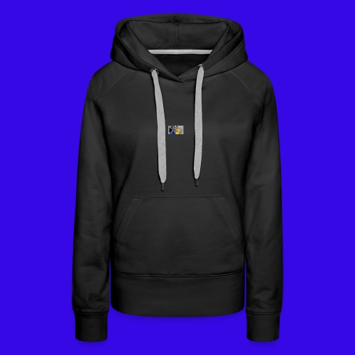 The Neiman Channel peace sign - Women's Premium Hoodie