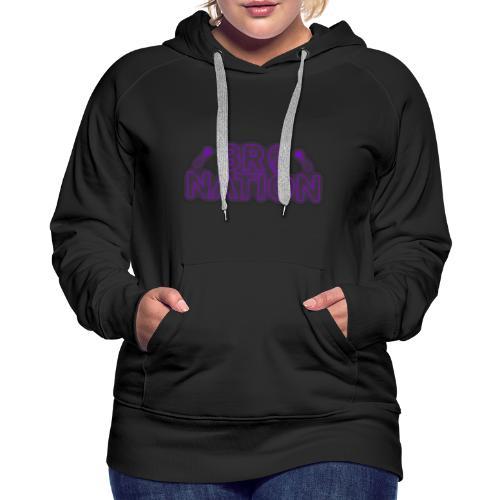 bronationlogo - Women's Premium Hoodie