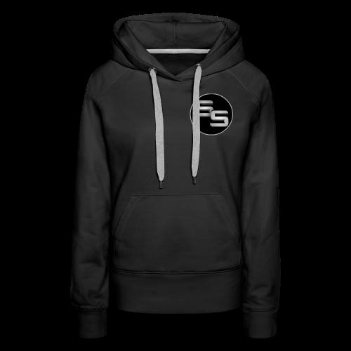SS Logo - Women's Premium Hoodie