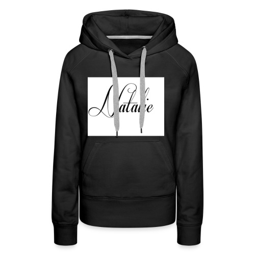 Natalie - Women's Premium Hoodie