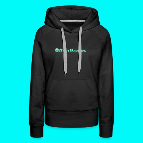 GoryGaming Design With Logo - Women's Premium Hoodie