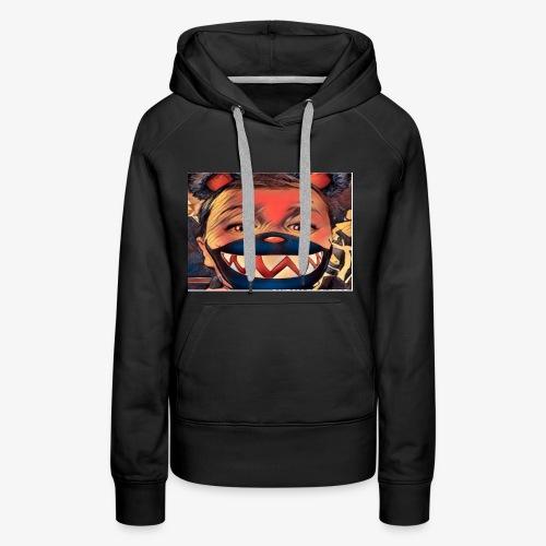 New T-Shirt with new logo - Women's Premium Hoodie