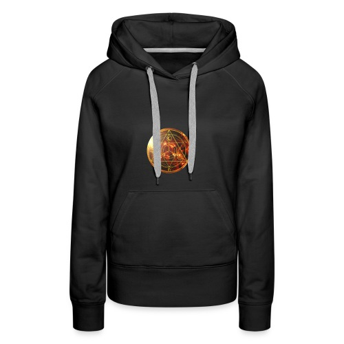 TOC- The Icon - Women's Premium Hoodie