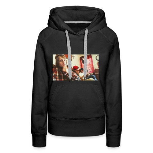 ScRAP Miguel And D - Women's Premium Hoodie