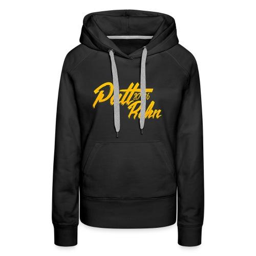 Patt Rohn 2036 Golden - Women's Premium Hoodie