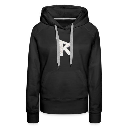 RaDe Militia Logo - Women's Premium Hoodie