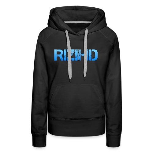 RiziHD shirt - Women's Premium Hoodie