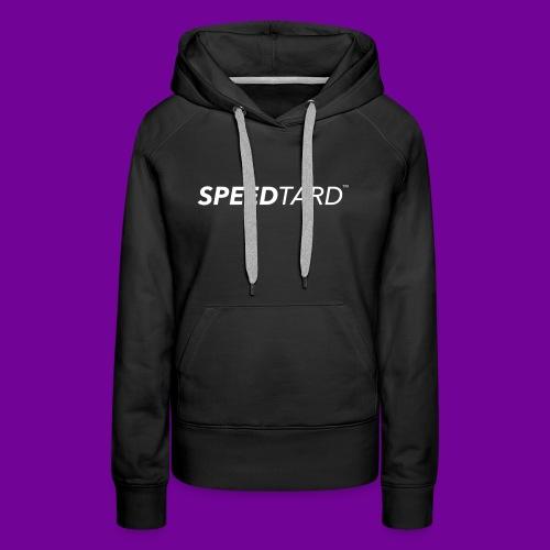 Speedtard shirts/jackets - Women's Premium Hoodie