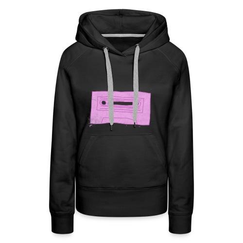 Cassette - Women's Premium Hoodie