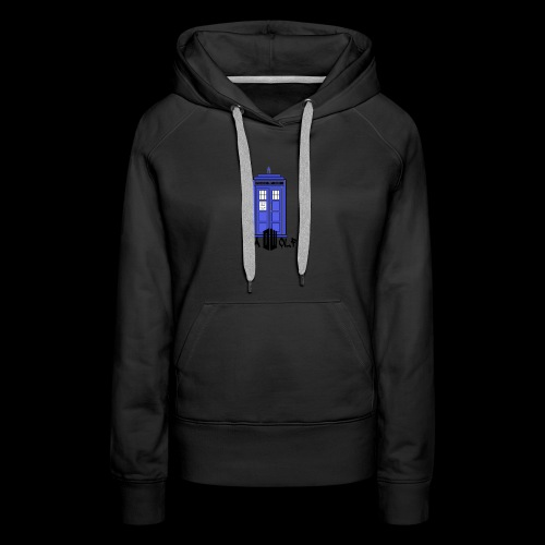 TARDIS - Women's Premium Hoodie
