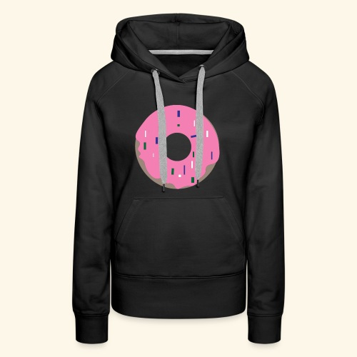 donuts - Women's Premium Hoodie
