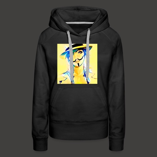 Christy ANONYMOUS Special - Women's Premium Hoodie