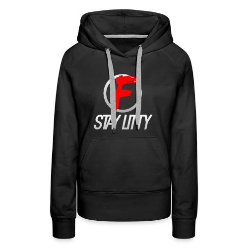 STAY LITTY - Women's Premium Hoodie