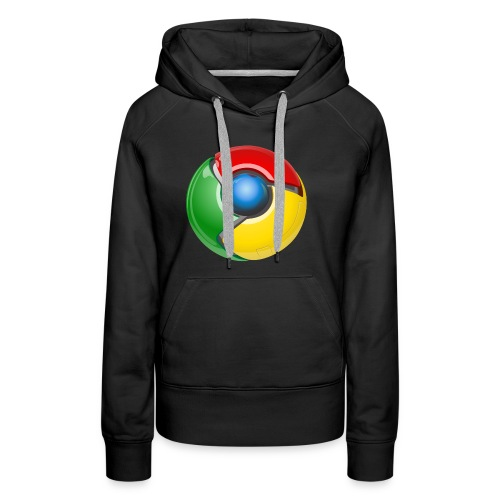 Google chrome logo - Women's Premium Hoodie