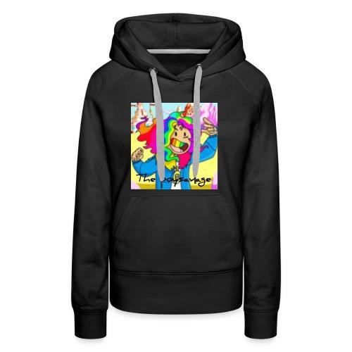 Theboysavage hoodie1 - Women's Premium Hoodie