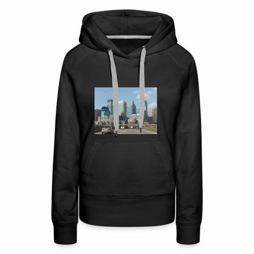 Minneapolis - Women's Premium Hoodie