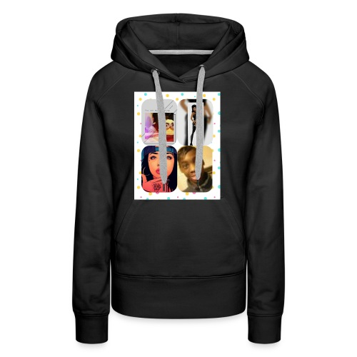 Xpertgrief Time clothed - Women's Premium Hoodie