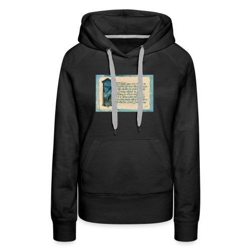 A Parkie's Tale-The Road Goes Ever On - Women's Premium Hoodie