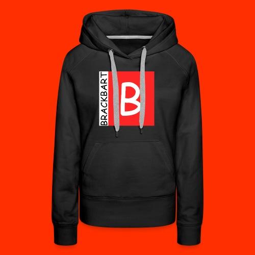 Brackbart Official Logo - Women's Premium Hoodie