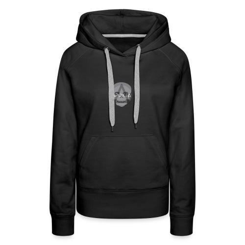 Apoxia Skull - Women's Premium Hoodie