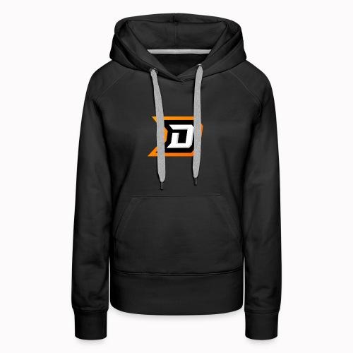 Delvige Logo - Women's Premium Hoodie